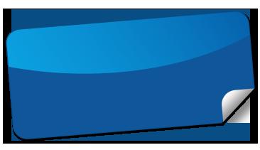 Ilustración gratis - Etiqueta rectangular de diseño gráfico