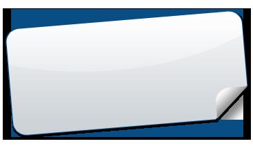 Ilustración gratis - Etiqueta gris rectangular de diseño gráfico
