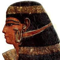 Diosa Hathor, Reina de los muertos