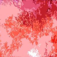 Textura con manchas de colores rojos