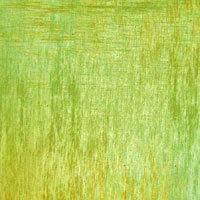 Tejido de fibras verdes