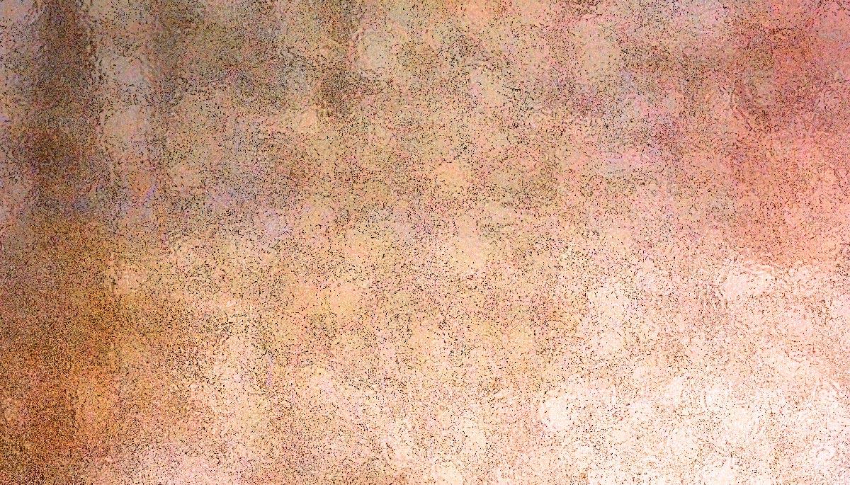 Textura de cristal con tonos cálidos