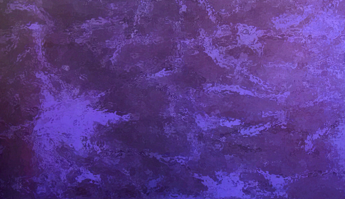 Textura de cristal opaco violeta