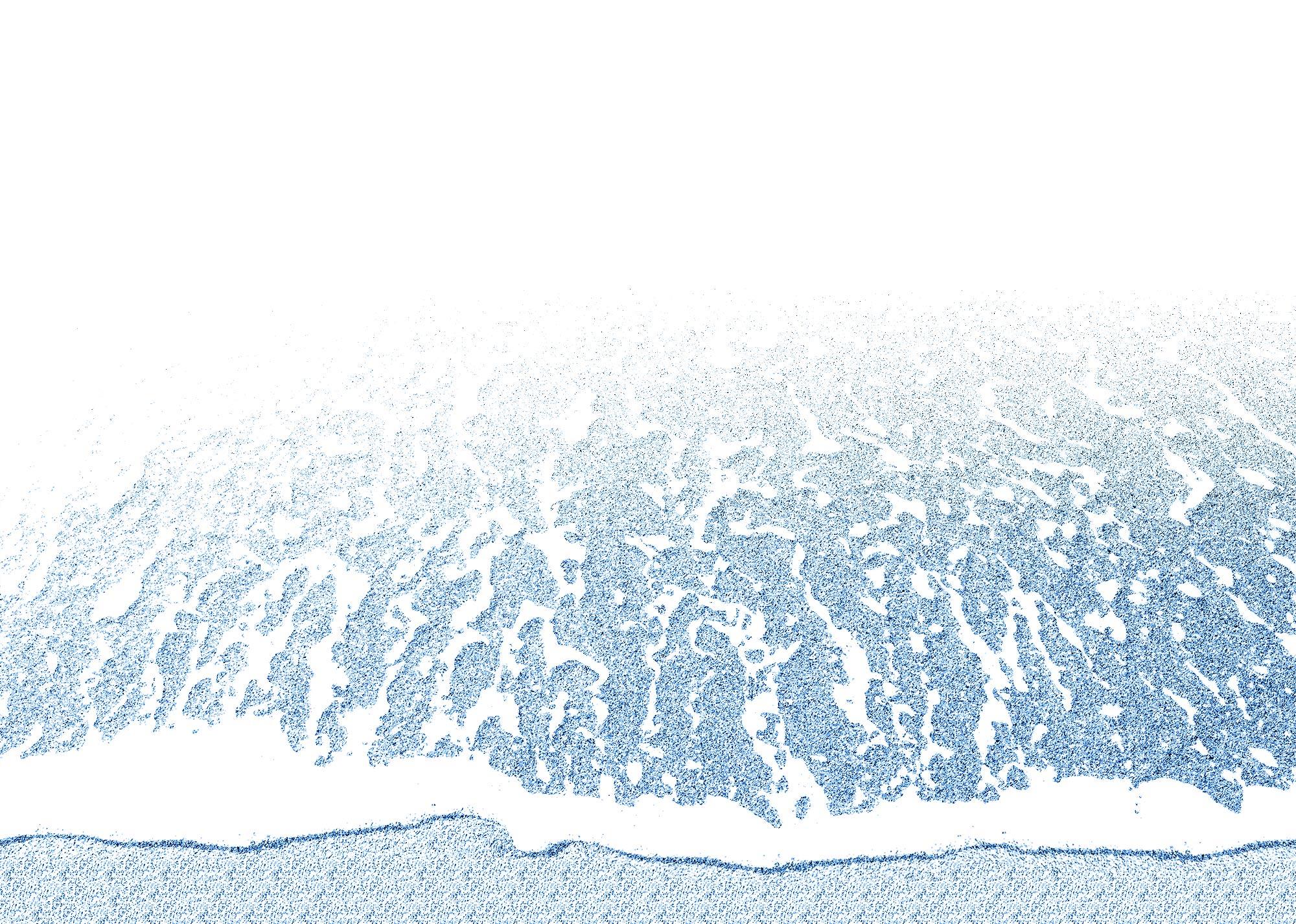 Ilustración gratis - Espuma del mar