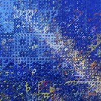 Textura con formas geométricas