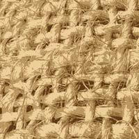 Textura de saco – tejido grueso