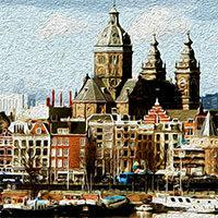 Ciudad Ámsterdam