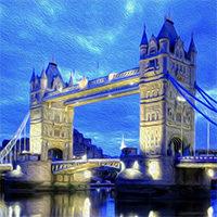 Ciudad Londres Tower Bridge
