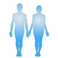 Comparativa del cuerpo humano – Hombre y Mujer