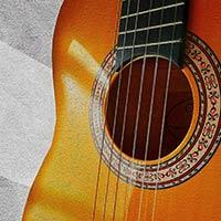 La guitarra y la luz