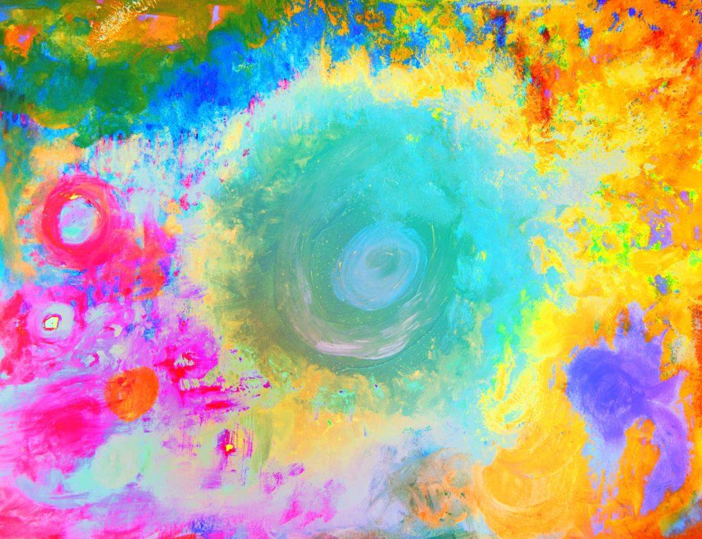 imagen pintura abstracta